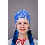 Русский народный костюм КОКОШНИКИ Кокошник  Яна Яна -00-02-00, 10 см
