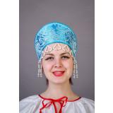 Русский народный костюм КОКОШНИКИ Кокошник  Яна Яна -00-03-00, 10 см