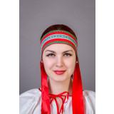 Русский народный костюм КОКОШНИКИ Повязка  Наталья ПНА-00-01-00,...