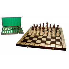 Шахматы классические гроссмейстерские большие, размер доски - 50 см.
