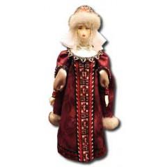 Кукла средняя АФ-3 в национальном костюме