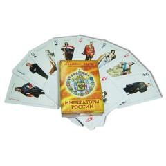 Карты игральные 900-06A подарочный набор Москва 2 колоды по 55 листов