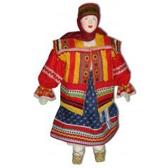 Кукла авторская Галина Масленникова А1-2 Рязанской губернии (Сапожковский уезд)