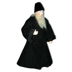 Кукла авторская Галина Масленникова А2-21-7 Монах