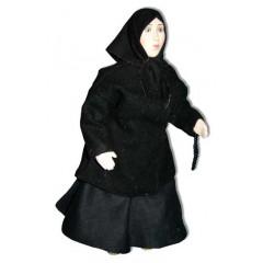 Кукла авторская Галина Масленникова А2-36 Послушница