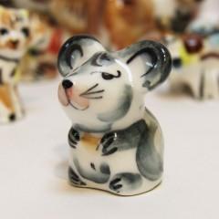 Майолика Мышь мал. круглая