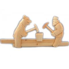 Богородская игрушка Кузнецы
