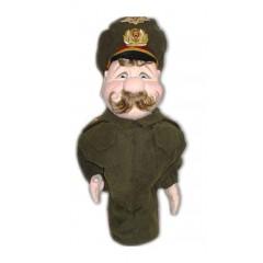 Кукла бар генерал войсковой