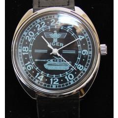 """Часы наручные часы """"Тигр"""", оружие Второй Мировой Войны"""
