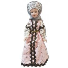 Уральская Казачка, праздничный костюм