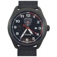 Часы наручные, Слава, Спецназ, Герб России, С1050225