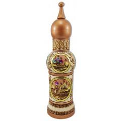 Матрешка Футляр для бутылки Храм Василия Блаженного,  0,5 л., 36