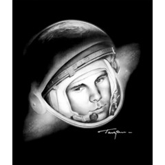 Футболка S Гагарин S