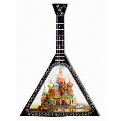 Музыкальный инструмент балалайка Москва, музыкальная шарманка