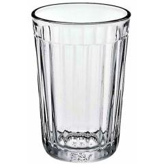 Посуда Стакан граненый обычный, стекло
