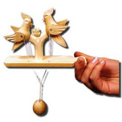Богородская игрушка Птицы
