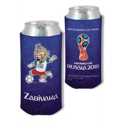 Чемпионат мира по футболу 2018 ЧМ2018 термочехол для банки 0,33 л.
