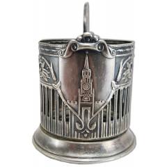 Подстаканник Спасская Башня, 50-ых годов 20-ого века