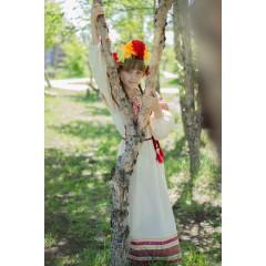 Русский народный костюм РУБАХИ ЖЕНСКИЕ ВАС-00-00-00, рост 146-152