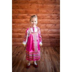 Русский народный костюм САРАФАНЫ Сарафан Алёнушка АЛН-00-05-00, рост 146-152