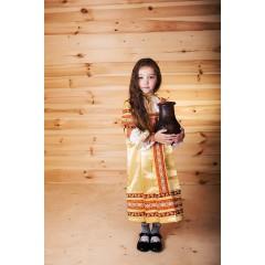 Русский народный костюм САРАФАНЫ Сарафан Алёнушка АЛН-00-09-00, рост 146-152