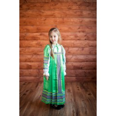 Русский народный костюм САРАФАНЫ Сарафан Алёнушка АЛН-00-08-00, р. 56-58
