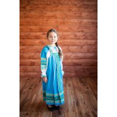 Русский народный костюм САРАФАНЫ Сарафан Дарья ДАР-00-03-00, р. 48-50