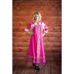 Русский народный костюм САРАФАНЫ Сарафан Дарья ДАР-00-05-00, рост 98-104