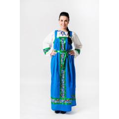 Русский народный костюм САРАФАНЫ Сарафан Арина АРИ 00-02-00, 134-140 см