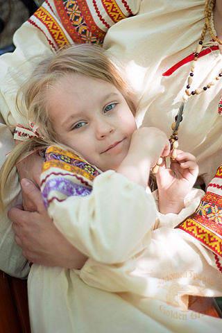 Русский народный костюм РУБАХИ ЖЕНСКИЕ ВАС-00-00-00, р. 52-54